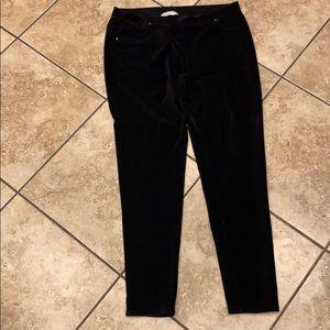 MK elastic pants